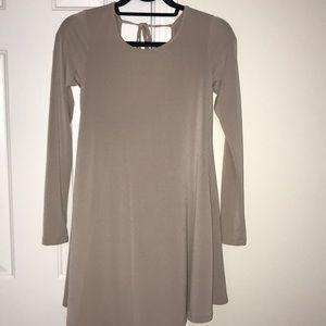 Semi- formal dress